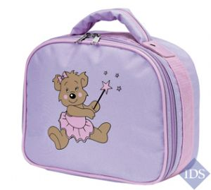 Teddy bear vanity case